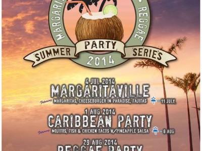 2014年8月29日(金)トリイビーチ・サマーパーティー – レゲェ・パーティー(Torii Beach SUMMER PARTY SERIES 2014 – REGGAE PARTY) / 読谷村米軍基地内 トリイビーチ