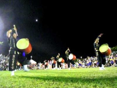 2014年9月20日(土)第25回名護市青年エイサー祭り / 21世紀の森公園 野外ステージ
