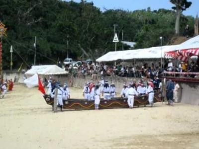 2014年9月25日(金)~27日(日)西表島 節祭(シチ) / 西表島 祖納・干立地区