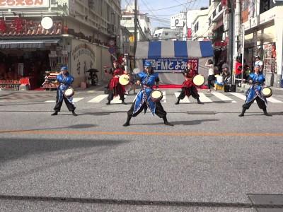 2015年4月26日(日)ゆいレール祭りin国際通り2015 / 那覇市・国際通り