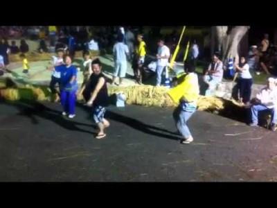 2015年7月30日・8月1日・8月9日 旧六月豊年祭 ウンナー(綱引き) / 伊是名島