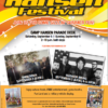 ハンセン・フェスト(キャンプ・ハンセン・フェスティバル)2015のポスター