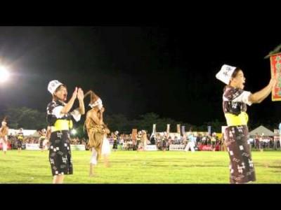 2015年9月11日(金)~13日(日)第10回うるま市エイサーまつり / うるま市・与那城総合公園陸上競技場