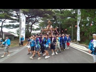 2015年9月22日(火)・23日(水)大東宮例祭 / 北大東島・大東宮