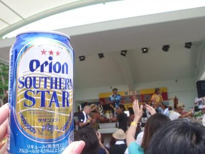 2016年5月3日(祝・火)第19回鳩間島音楽祭 / 鳩間島コミュニティセンター前広場