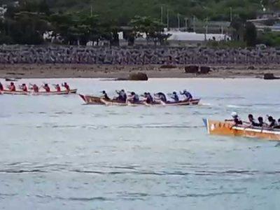 2016年6月8日(水)奥武島ハーリー(奥武島海神祭) / 南城市・奥武島海岸