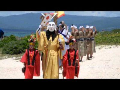 2017年7月30日(日)黒島豊年祭 / 黒島(竹富町)宮里海岸