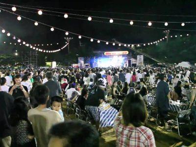 2016年8月27日(土)・28日(日)オリオンビアフェスト2016 in コザ / 沖縄市・コザ運動公園陸上競技場サブグラウンド