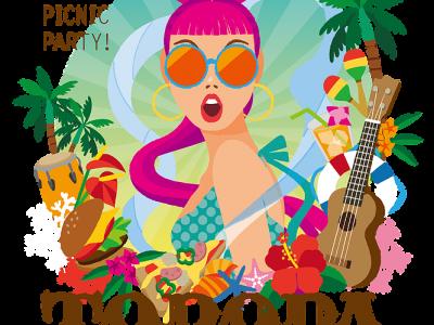 2017年10月14日(土)・15日(日)トロパ2017 – トロピカルビーチ ミュージック パーティー in ぎのわん 2017 / 宜野湾市・トロピカルビーチ」