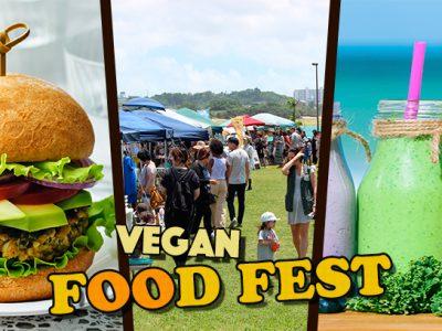 2016年11月5日(土)第2回Okinawa Vegan Food Fest / 嘉手納町・兼久海浜公園 多目的広場