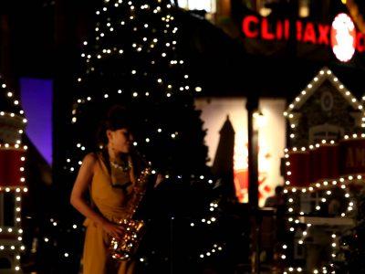 2016年11月18日(金)~2017年1月29日(日)美浜タウンリゾート・アメリカンビレッジ クリスマスイルミネーション