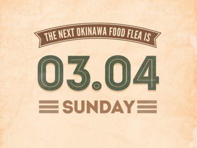 2018年3月4日(日)野外フードフェス「OKINAWA FOOD FLEA Vol.13」 / 宜野湾市・宜野湾港マリーナ