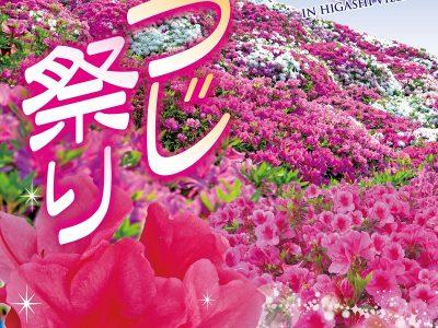 2018年3月2日(金)~3月21日(水・祝)第36回東村つつじ祭り / 国頭郡・東村村民の森つつじ園