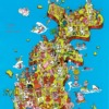 島ぜんぶでおーきな祭 第9回沖縄国際映画祭のフライヤー