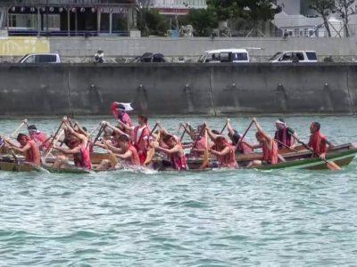 2017年5月29日(月)奥武島ハーリー(奥武島海神祭) / 南城市・奥武島海岸