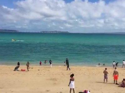 2017年7月23日(日)キャンプハンセン 金武ブルービーチバッシ / 金武ブルー・ビーチ