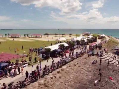 2017年7月16日(日)第10回 豊見城ハーリー大会 / 豊崎海浜公園 豊崎美らSUNビーチ北側